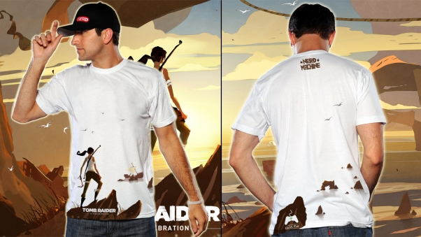 Tomb Raider - Il merchandise è già pronto