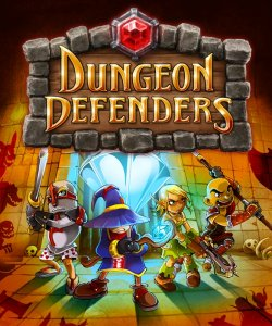 Dungeon Defenders per PlayStation 3