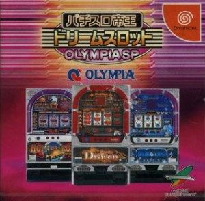 Pachi-Slot Teiou: Dream Slot Olympia SP per Dreamcast