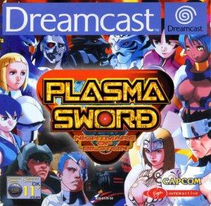 Plasma Sword per Dreamcast