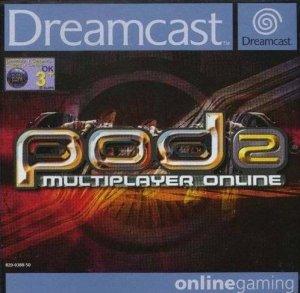 Pod 2 Multiplayer Online per Dreamcast
