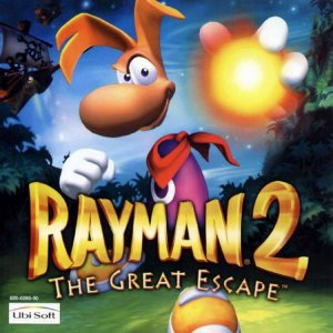 Rayman 2 per Dreamcast