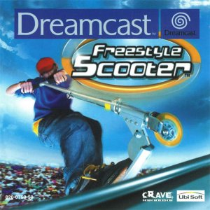 Razor Freestyle Scooter per Dreamcast