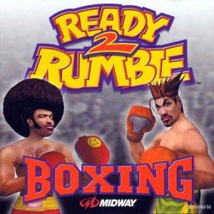 Ready 2 Rumble Boxing per Dreamcast
