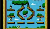 Bubble Bobble Part 2 - Gameplay