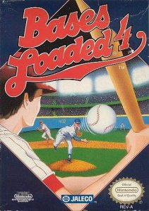 Bases Loaded 4 per Nintendo Entertainment System