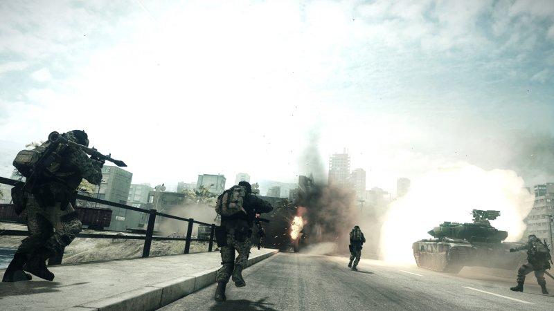 Problemi con la versione digitale di Battlefield 3 per PS3