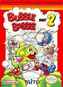 Bubble Bobble Part 2 per Nintendo Entertainment System