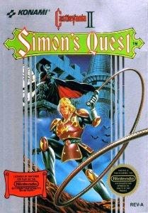 Castlevania II: Simon's Quest per Nintendo Entertainment System