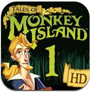 Tales of Monkey Island Episode 1: Launch of the Screaming Narwhal per iPad