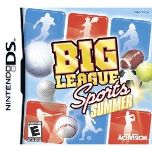Big League Sports Summer per Nintendo DS