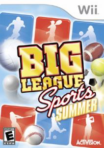 Big League Sports Summer per Nintendo Wii