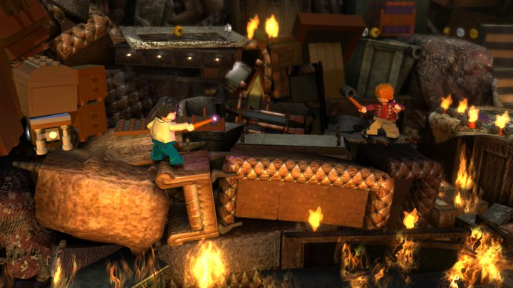 LEGO Harry Potter: Anni 5-7 è disponibile nei negozi