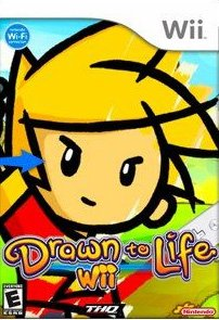 Drawn to Life per Nintendo Wii