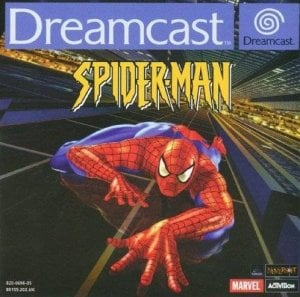 Spiderman per Dreamcast