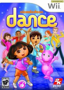 Nickelodeon Dance per Nintendo Wii