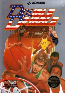 Double Dribble per Nintendo Entertainment System