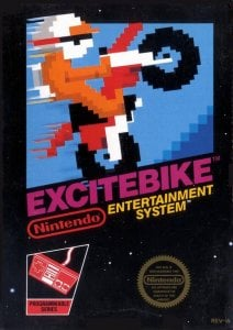 Excitebike per Nintendo Entertainment System