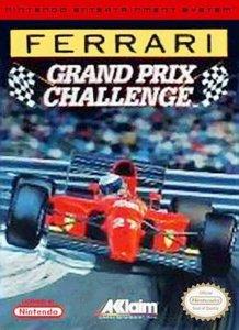 Ferrari Grand Prix Challenge per Nintendo Entertainment System