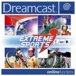 Sega Extreme Sports per Dreamcast