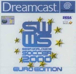 Sega WorldWide Soccer 2000 Euro Edition per Dreamcast