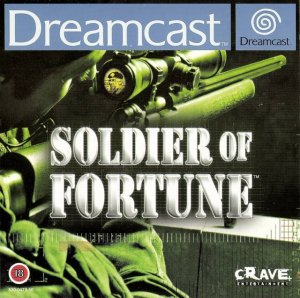 Soldier of Fortune per Dreamcast