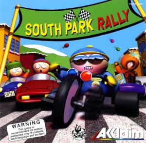 South Park Rally per Dreamcast