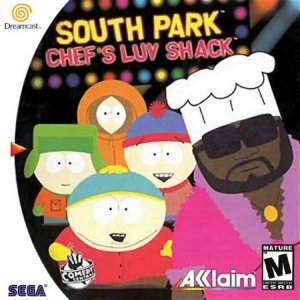 South Park: Chef's Luv Shack per Dreamcast