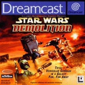Star Wars Demolition per Dreamcast