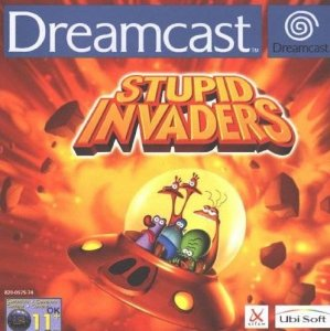 Stupid Invaders per Dreamcast