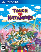 Touch My Katamari per PlayStation Vita