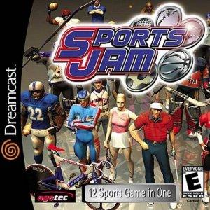 Sports Jam per Dreamcast