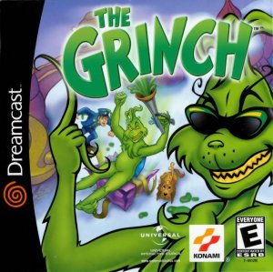 The Grinch per Dreamcast
