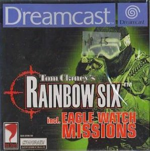 Tom Clancy's Rainbow Six per Dreamcast