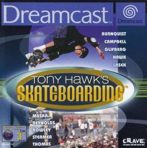 Tony Hawk's Pro Skater per Dreamcast