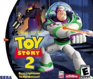 Toy Story 2 per Dreamcast