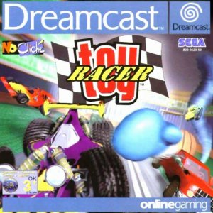 Toy Story Racer per Dreamcast