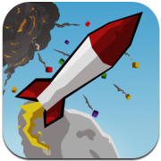 Rocket Riot HD per iPad