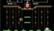 Donkey Kong JR. Math - Gameplay