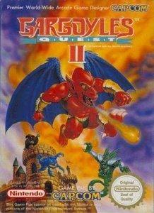 Gargoyle's Quest II per Nintendo Entertainment System