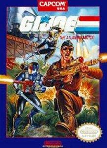 G.I. Joe: The Atlantis Factor per Nintendo Entertainment System