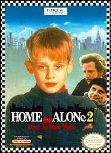 Home Alone 2: Lost in New York per Nintendo Entertainment System