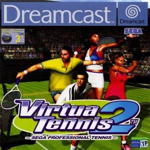 Tennis 2K2 per Dreamcast