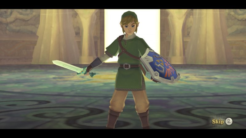 C'era una volta Zelda - Seconda parte