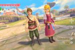 The Legend of Zelda: Skyward Sword su Switch? Non è previsto, dice Nintendo - Notizia