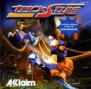 TrickStyle per Dreamcast