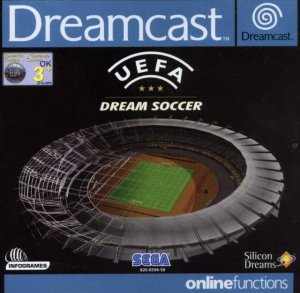 Uefa Dream Soccer per Dreamcast