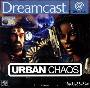 Urban Chaos per Dreamcast