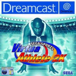 Virtua Athlete 2k per Dreamcast