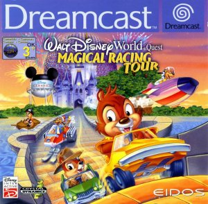 Walt Disney World Quest: Magical Racing Tour per Dreamcast